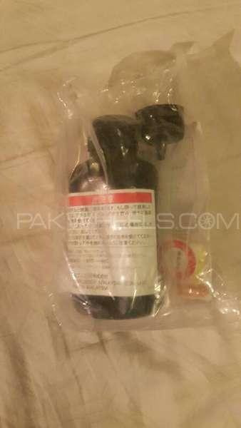 Tyre puncture repair fluid kit Image-1