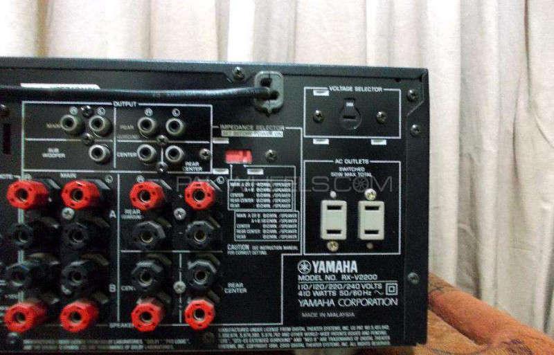 yamaha natural sound av receiver. yamaha natural sound a/v receiver/amplifiier , rx-v2200 m yamaha av receiver