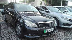 Mercedes Benz C Class C180 2012 for Sale in Lahore