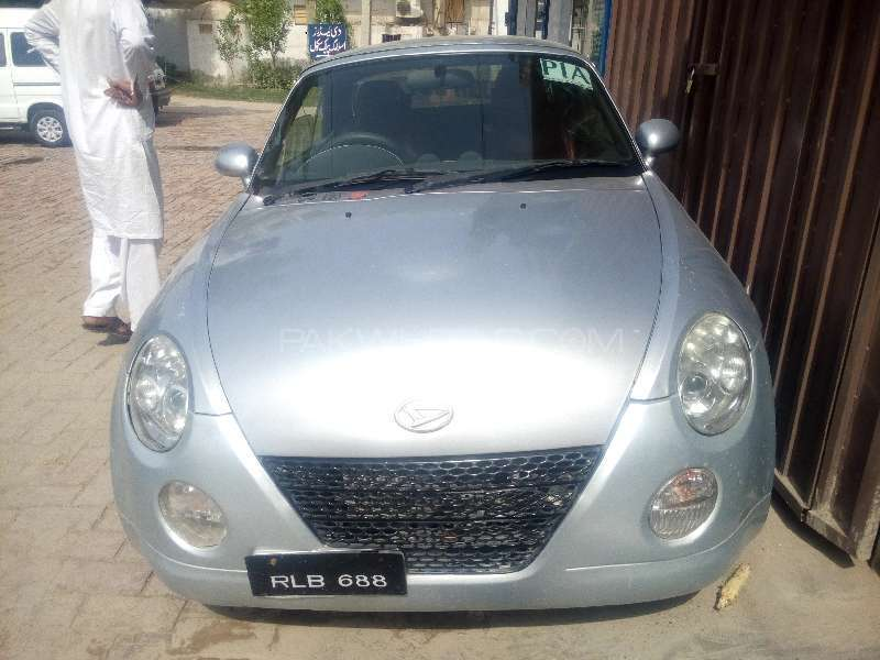 Daihatsu Copen Leather Package 2004 Image-1