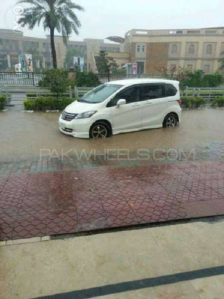 Honda Freed G L PACKAGE 2008 Image-3