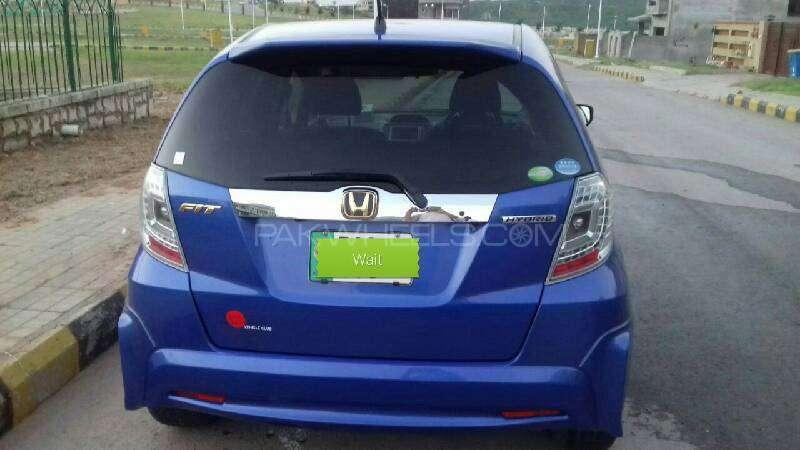 Honda Fit Hybrid Navi Premium Selection 2011 Image-2