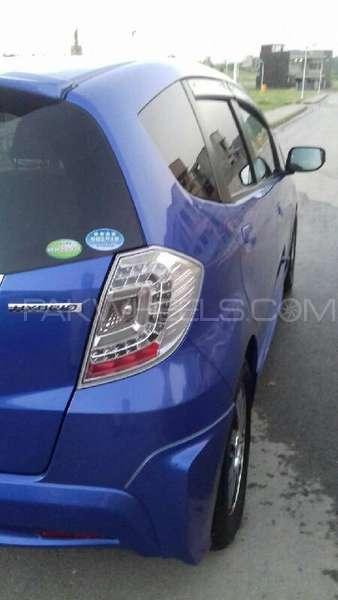 Honda Fit Hybrid Navi Premium Selection 2011 Image-7