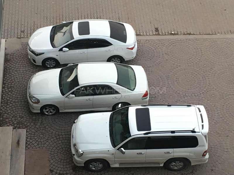 Toyota Mark II 2004 Image-10