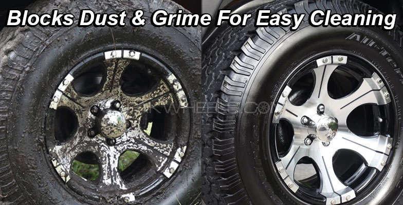 Tyre Restorer till 100 wash by Rustoleum USA Image-1