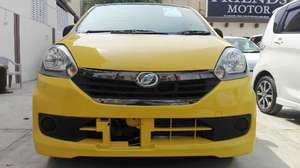 Daihatsu Mira X Limited Smart Drive Package 2015 for Sale in Karachi