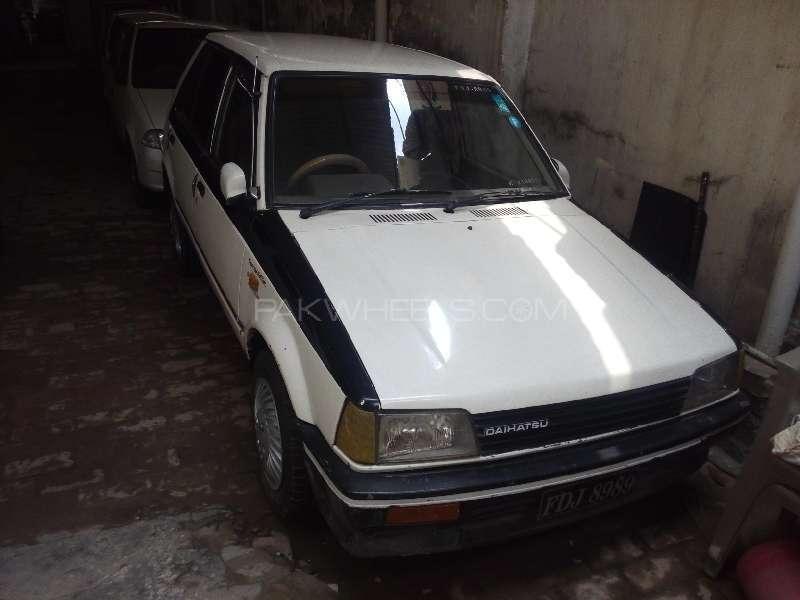 Daihatsu Charade CL 1985 Image-1