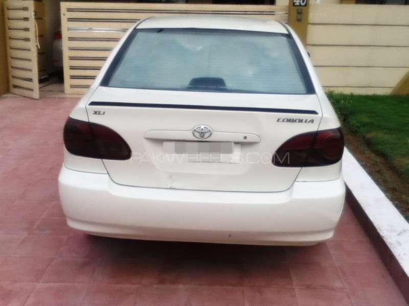 Toyota Corolla XLi 2006 Image-4