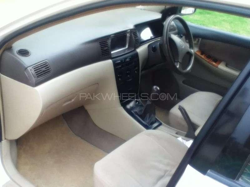 Toyota Corolla XLi 2006 Image-6