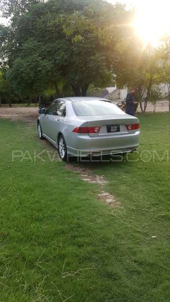 Honda Accord Type S Advance Package 2003 Image-5