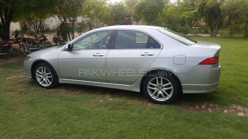 Honda Accord Type S Advance Package 2003 Image-6