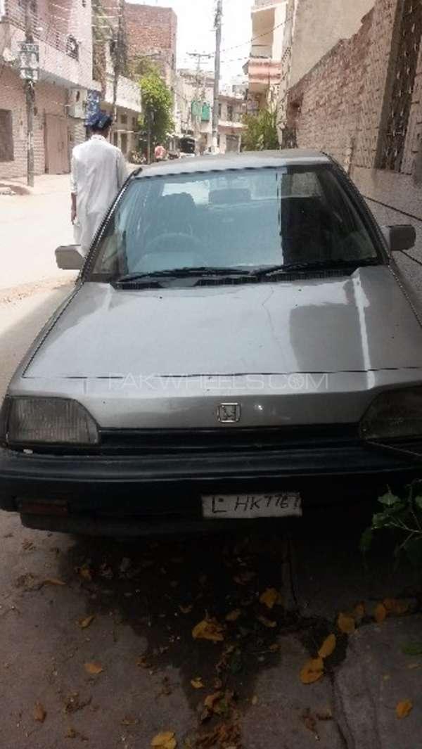 Honda Civic EXi 1984 Image-1