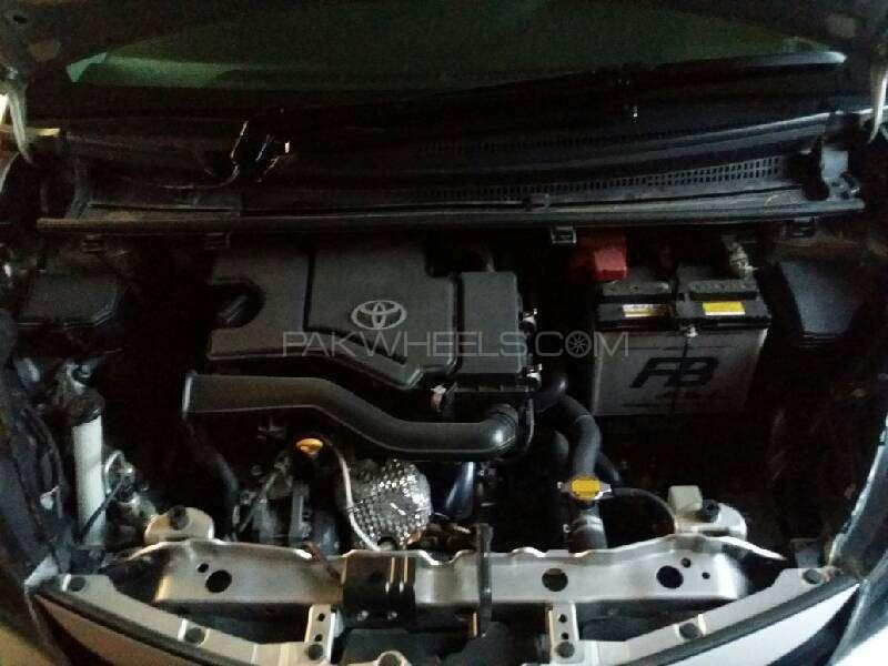 Toyota Vitz F 1.0 2015 Image-6