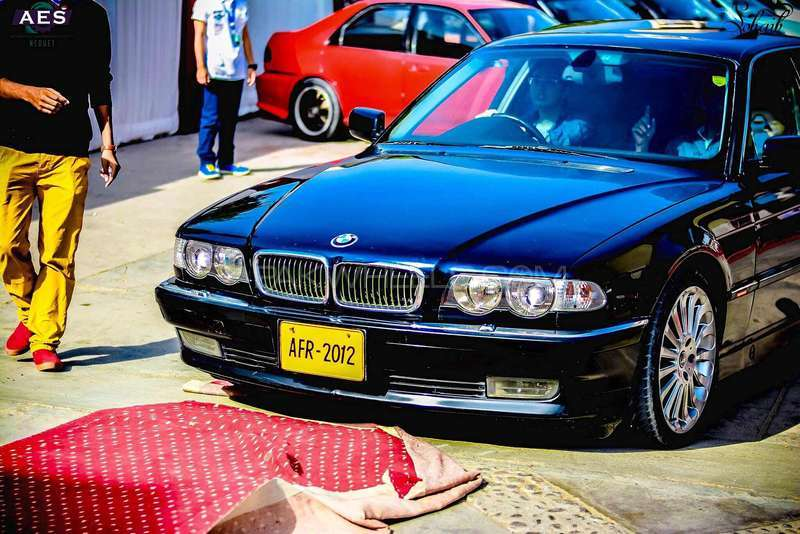 BMW 7 Series 740i 2000 Image-4