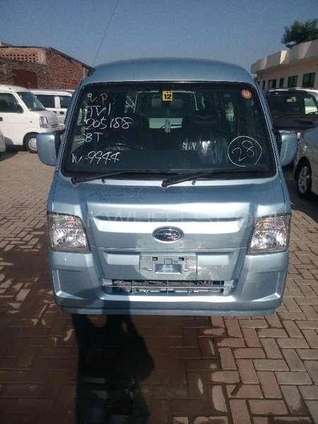 Subaru Dias Wagon LIMITED 2012 Image-1