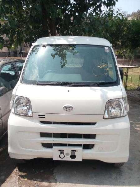 Daihatsu Hijet Basegrade 2012 Image-1