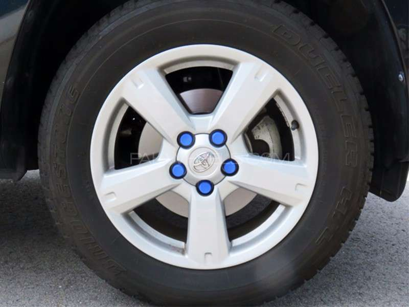 Wheel Nut Cap - Rubber - PA10 Image-1