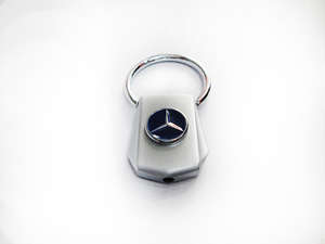 Key Chain Mercedes Pure Metal - PA10 in Lahore