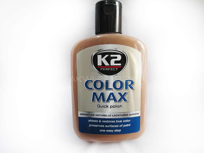 K2 COLOR MAX 200ml Brown - PA10 Image-1