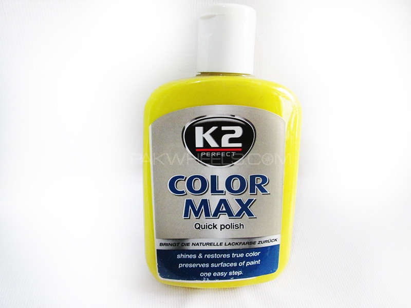 K2 COLOR MAX 200ml Yellow - PA10 Image-1