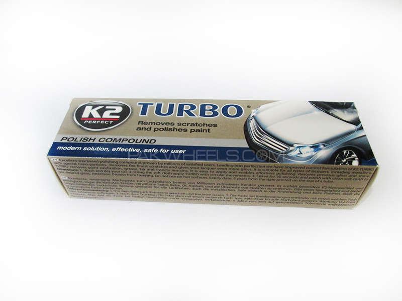 K2 TURBO - PA10 Image-1