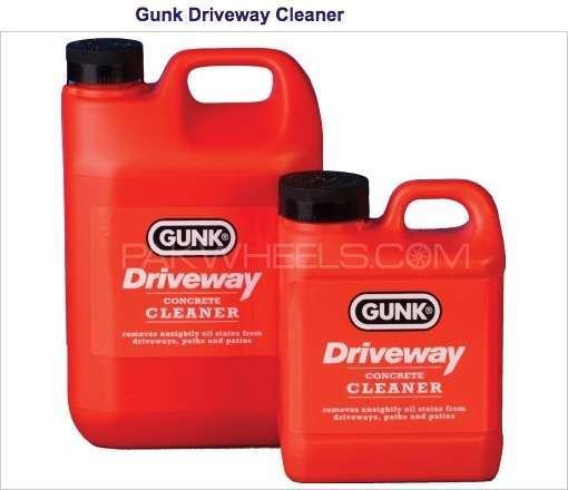 GUNK Driveway Cleaner Image-1