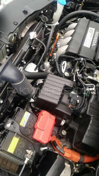 Honda Insight Exclusive XL INTER NAVI SELECT 2014 Image-10