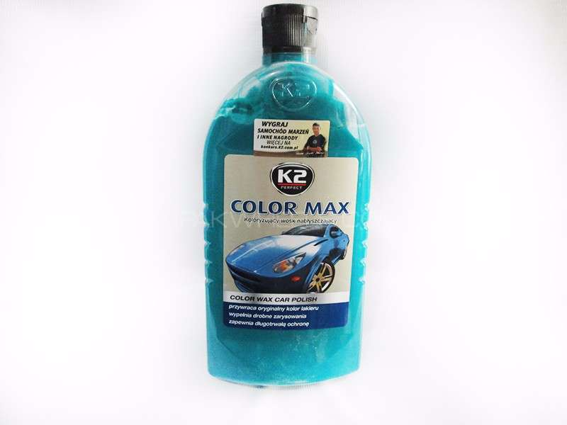 K2 COLOR MAX 500ml Sea Green - PA10 Image-1