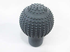 Gear Knob Cover Rubber Grey - PA10 in Lahore