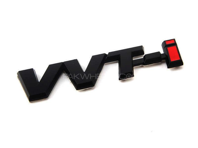 Emblem VVT-I  - PA10 Image-1