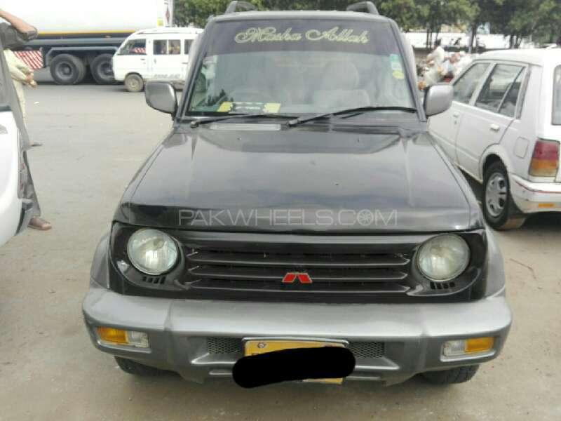 Mitsubishi Pajero 1996 Image-1