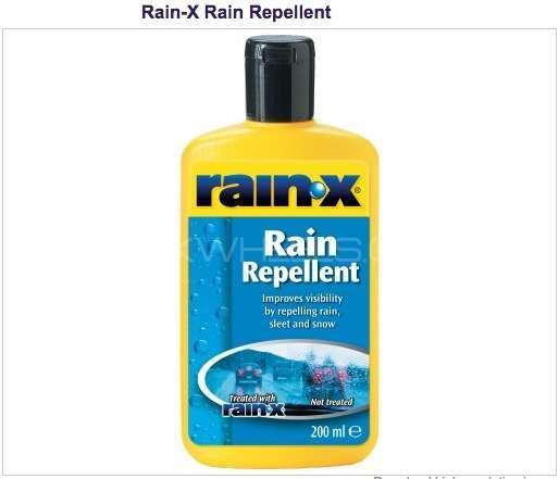 Rain-X Rain Repellent Image-1