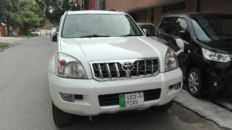 Toyota Prado TX Limited 3.0D 2007 Image-1