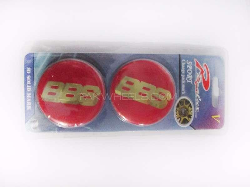 Wheel Cap Emblem BBS - PA10 Image-1