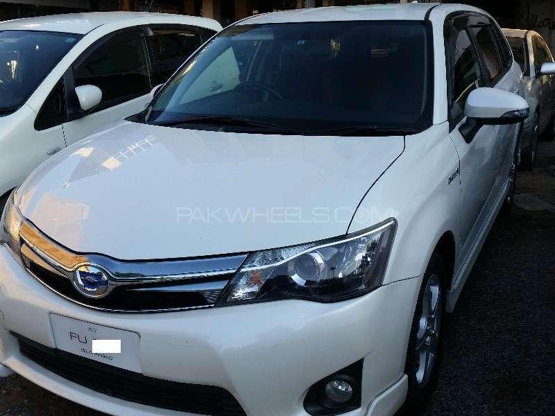 Toyota Corolla Fielder G 2014 Image-1