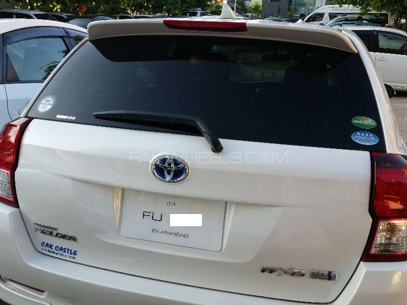 Toyota Corolla Fielder G 2014 Image-7