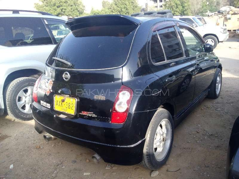 Nissan March 2006 Image-12