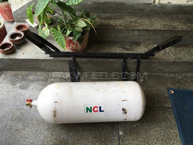 CNG GAS KIT Image-1