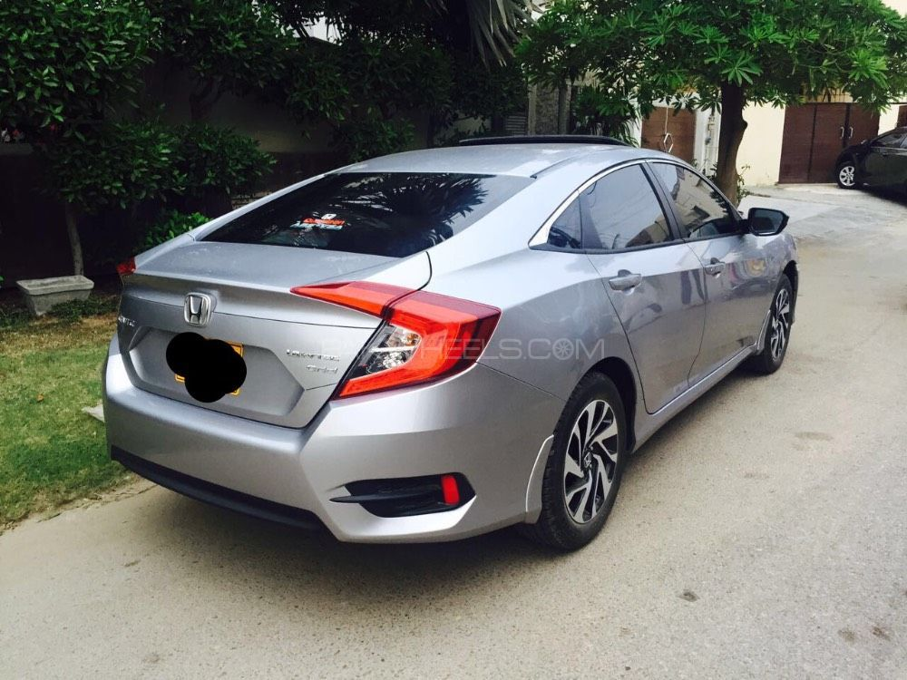 honda civic oriel 1 8 i vtec cvt 2016 for sale in karachi pakwheels. Black Bedroom Furniture Sets. Home Design Ideas