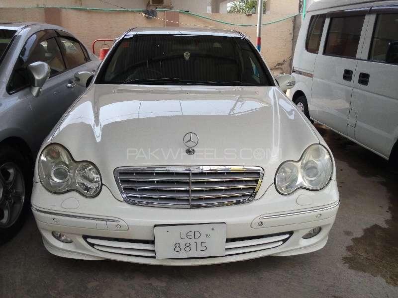 Mercedes Benz C Class C200 2006 Image-1