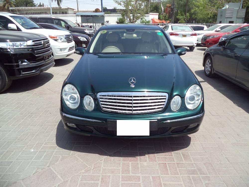 Mercedes benz e class e200 2005 for sale in karachi for 2005 mercedes benz e350