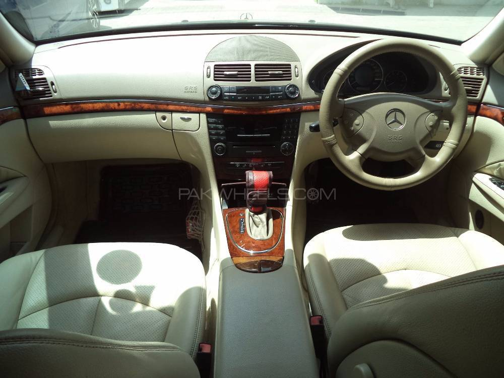 Mercedes benz e class e200 2005 for sale in karachi for Mercedes benz 2005 e class