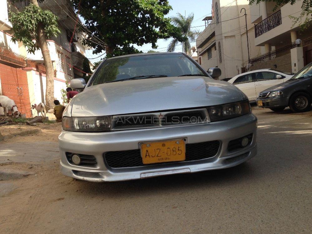 Mitsubishi Galant 2005 Image-1