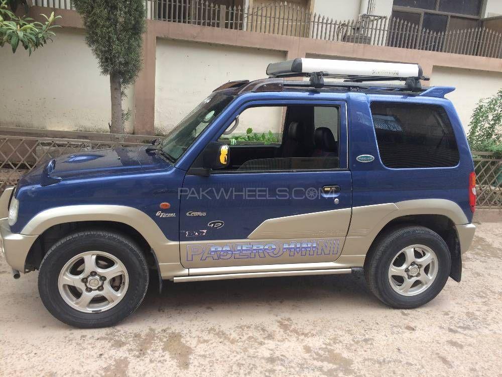 Mitsubishi Pajero Mini VR 1999 for sale in Islamabad   PakWheels