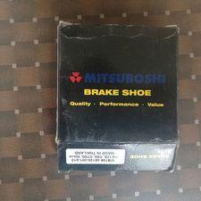 Mitsuboshi Brake Shoe OM CG125, C90, C100, Wave  in Faisalabad