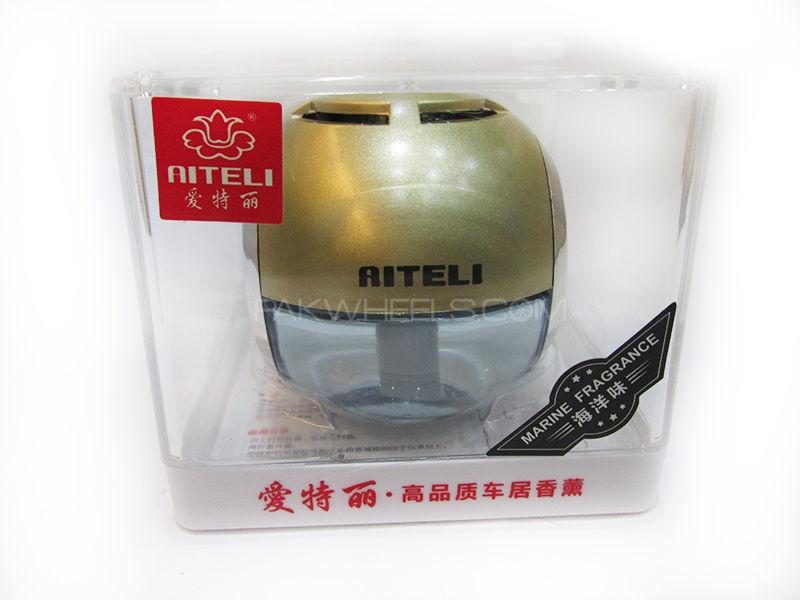 Air Freshener Round ATL-Marine Image-1