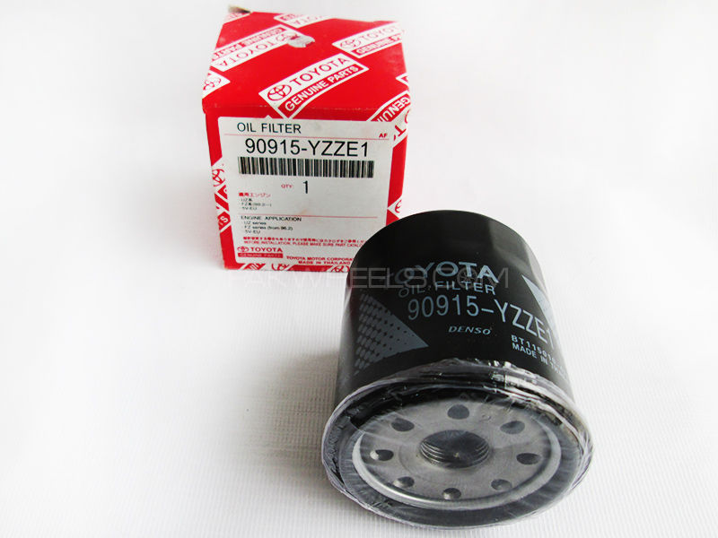 Oil Filter Toyota Corolla 2001-2008 - 90915-YZZE1 Image-1