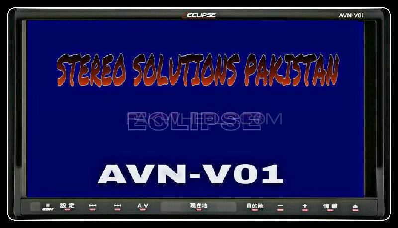 ECLIPSE AVN-V01 SOFTWARE SD CARD AVAILABLE.  Image-1
