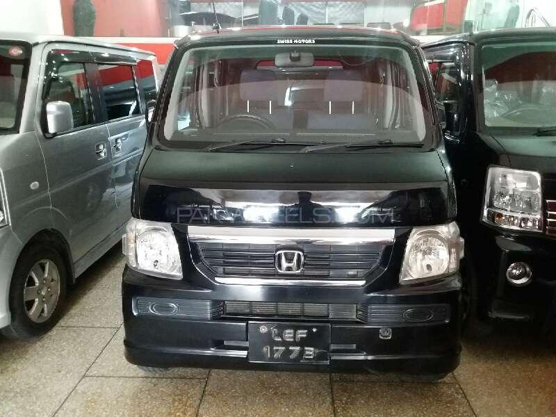 Honda Vamos 2009 Image-1