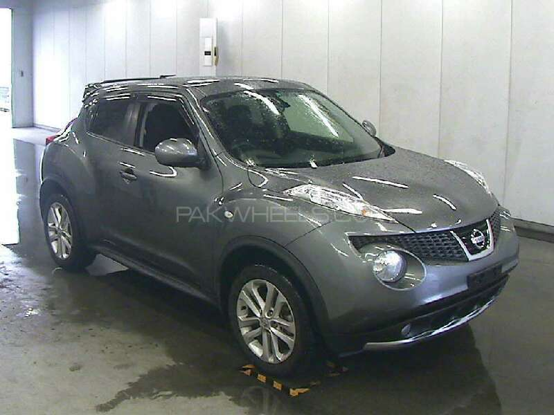 Nissan Juke 15RX Urban Selection 2011 Image-1